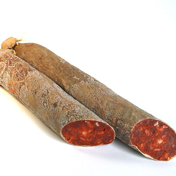 Chorizo de León. Cárnicas Anjos